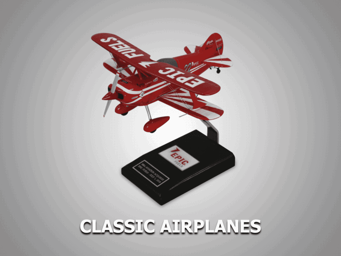 classic airplanes