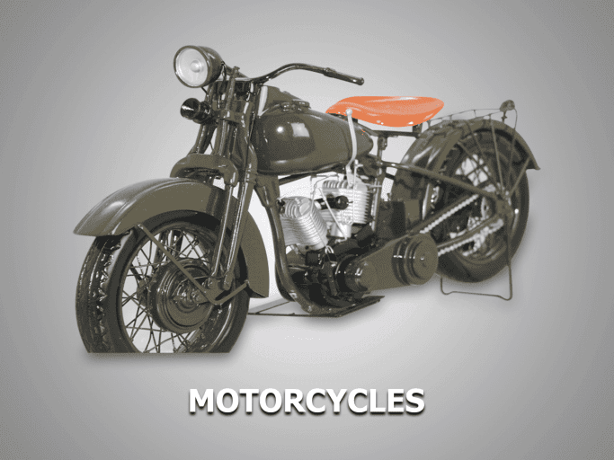 custom motorcycles model