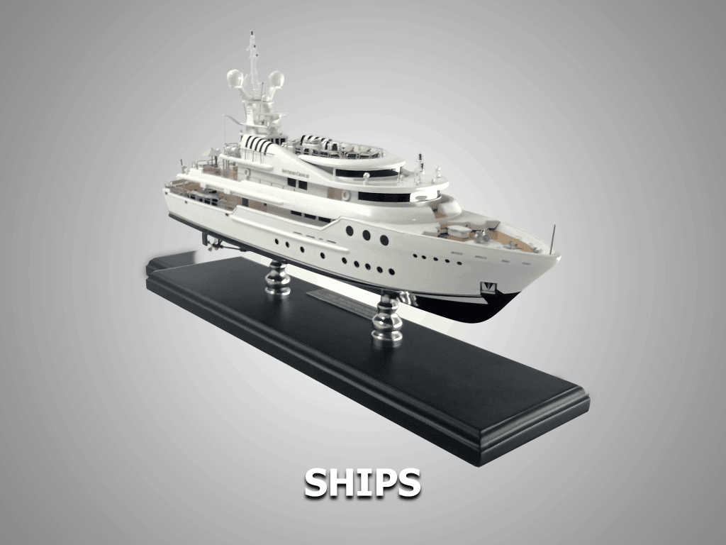 custom ship models modelworks direct