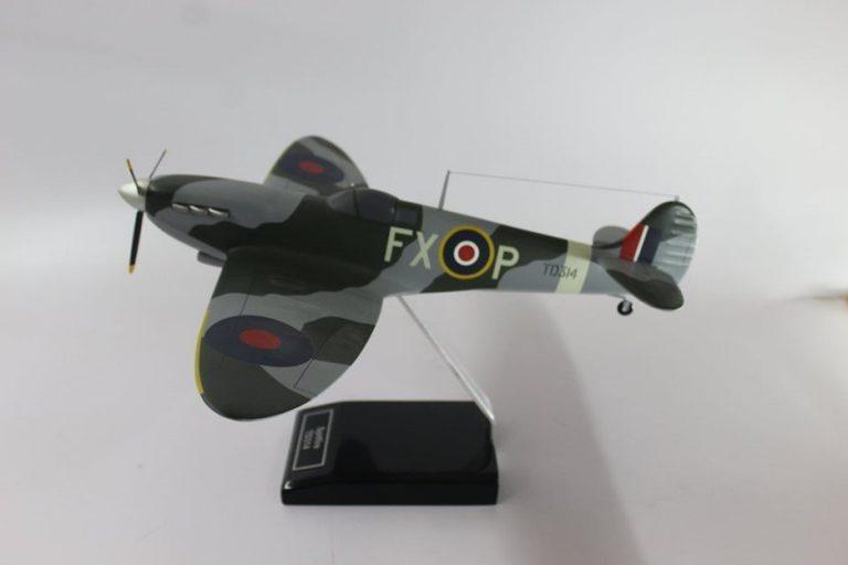 SPITFIRE aircraft model