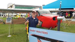 Gary Walters The Realtor who won an airplane in AOPA Sweepstakes 2