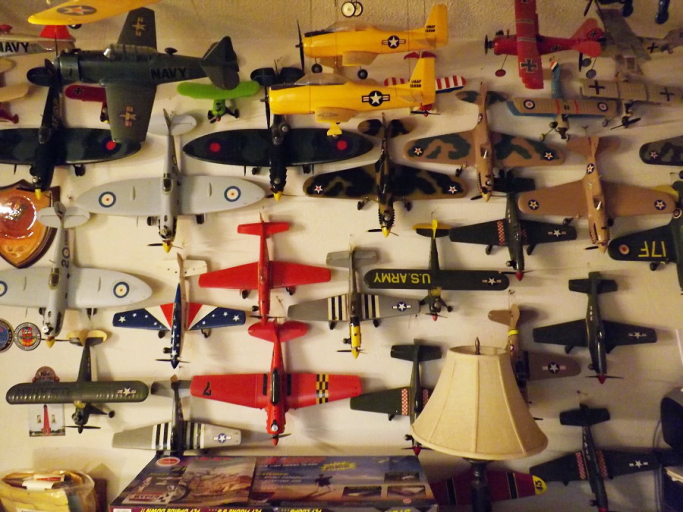 How to Take Care of Your Custom Airplane Models