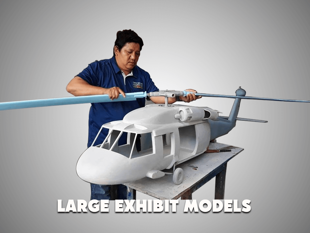 Large Exhibit Models