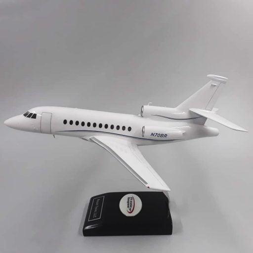 Falcon 900EX Aircraft Model