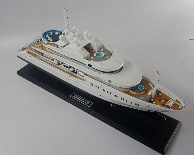 Moonlight II Yacht Model 2