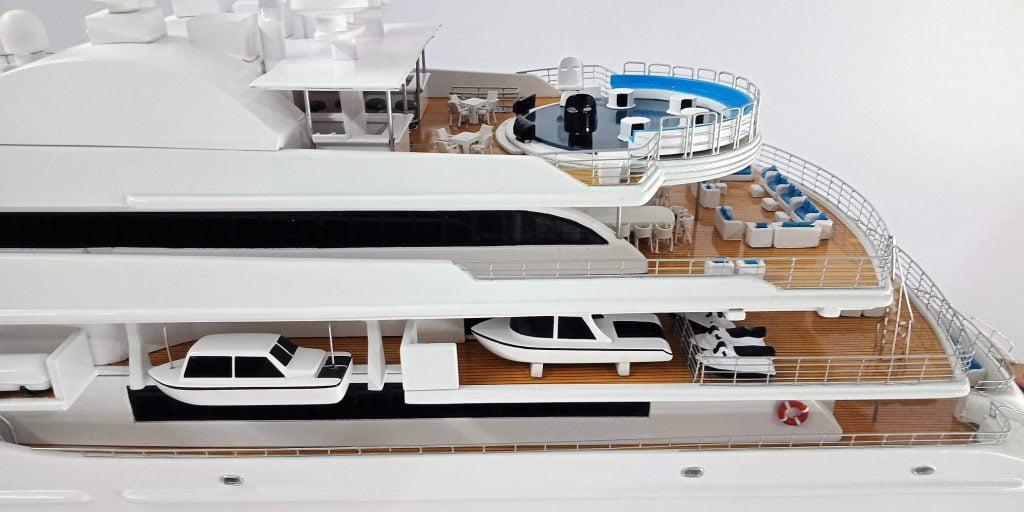 Moonlight II Yacht Model 3