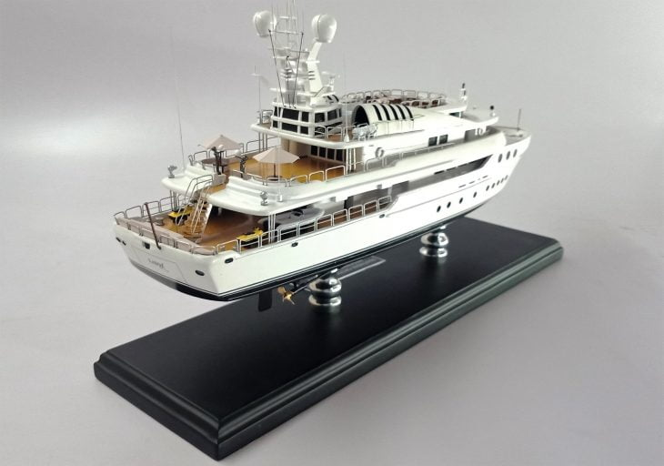 Southern Cross III Yacht Model 2