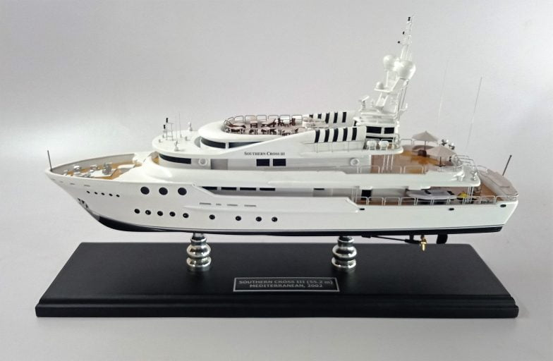 Southern Cross III Yacht Model