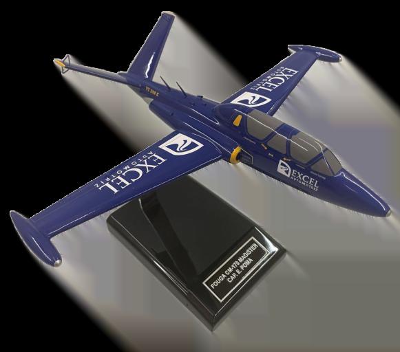 Fouga CM 170