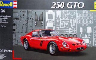 250 gto model car