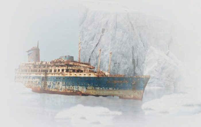 titanic custom model